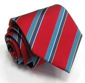 Скатать галстук