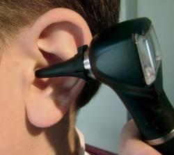 Прибор для уха