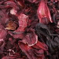 Вкусный чай каркадэ из цветков гибискуса
