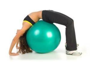 Шар для фитнеса
