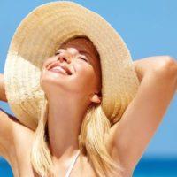 Как загорать на солнце так, чтобы не облазила кожа