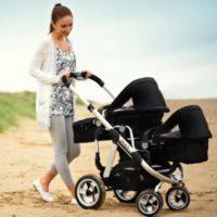 Выбираем прогулочные коляски для новорожденных детей