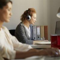 Как бороться с разговорами и другим офисным шумом?