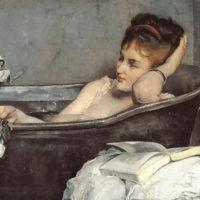 Можно ли беременным женщинам купаться в ванной?